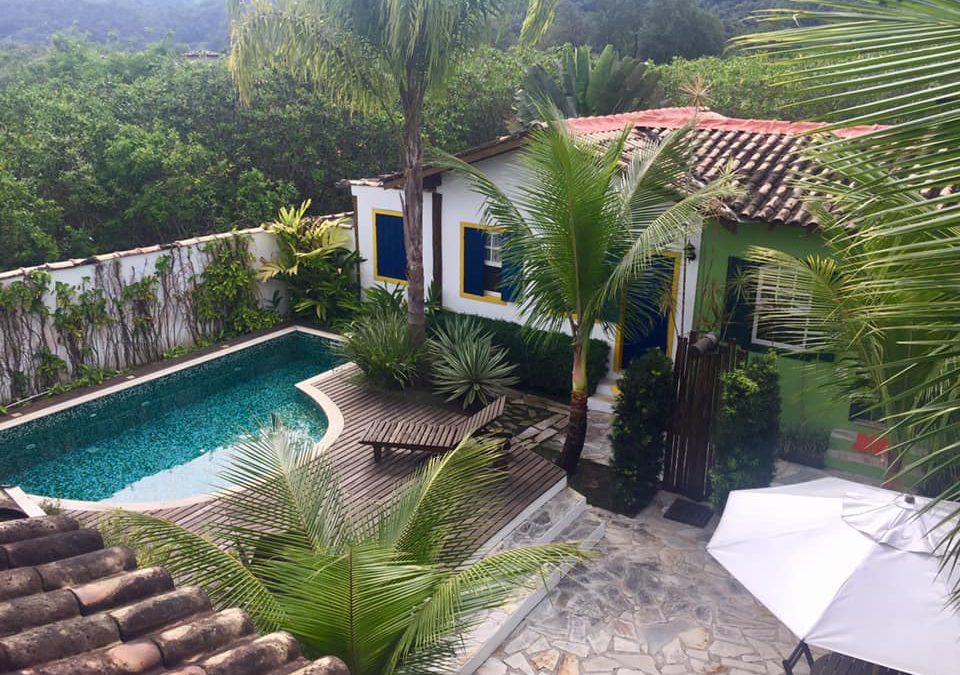 Brasilien 2018 – Reiseroute und Unterkünfte