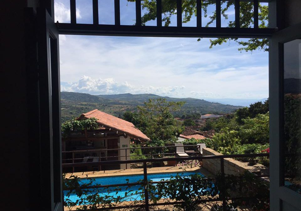 Kolumbien 2018 – Reiseroute und Unterkünfte