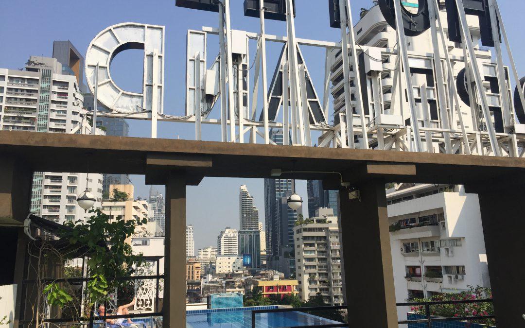 Thailand 2018 – Reiseroute und Unterkünfte