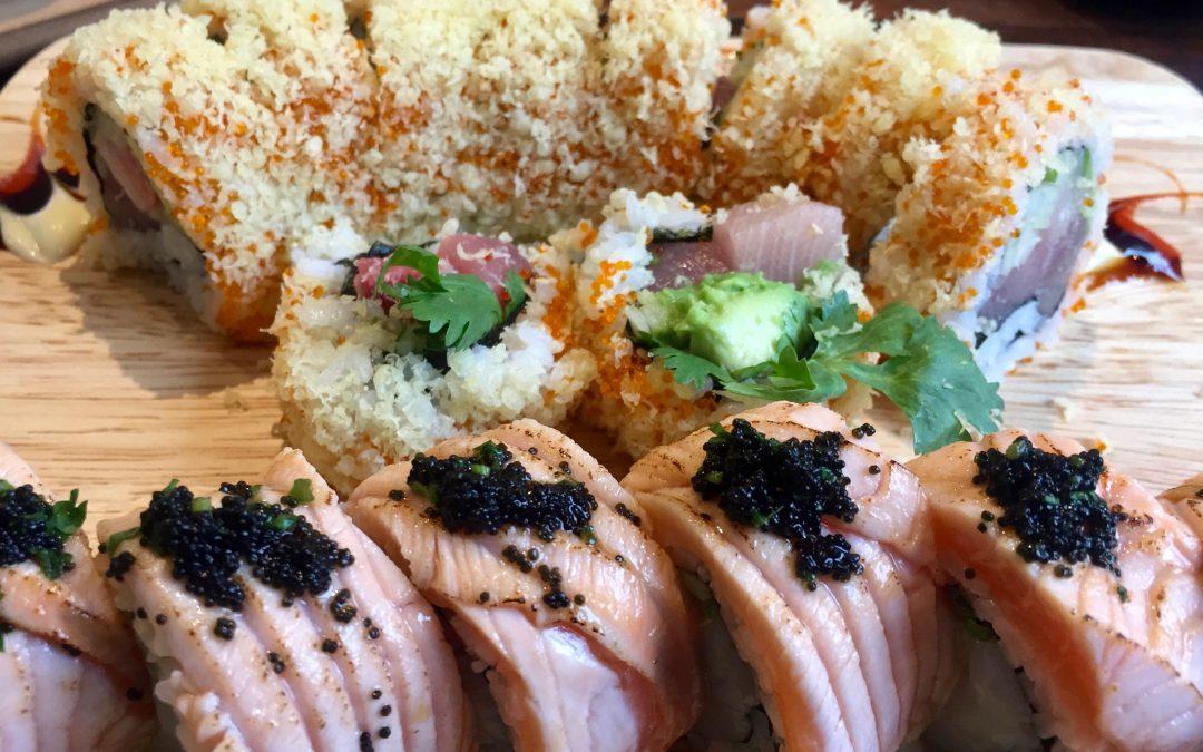 Dinner Masu Maki Sushi Bar