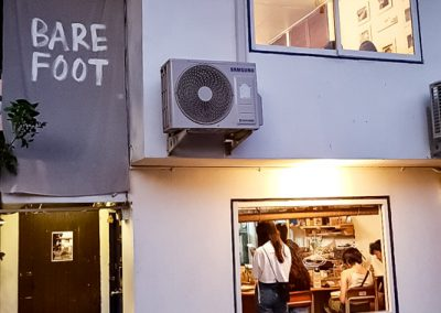 Barefoot Café