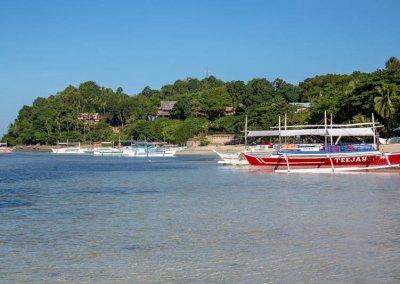 Punta Ballo Bucht