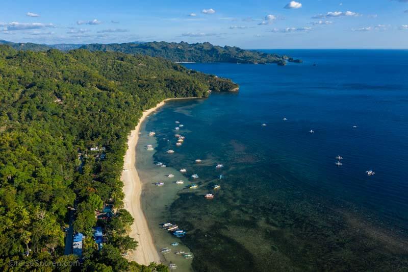 Philippinen Inselhopping – Relaxen an der Punta Ballo/Negros