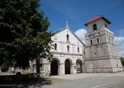 Kirche Baclayon