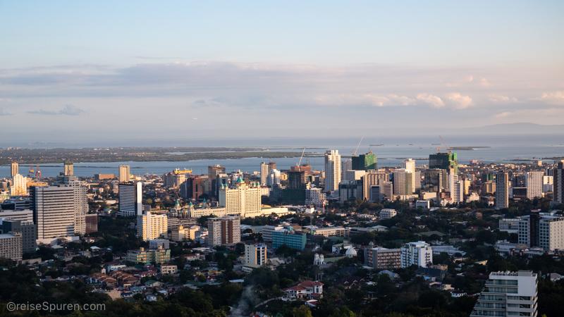 Inselhopping Philippinen  – Übernachtungsstopp in Cebu City