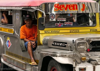Jeepney-Schaffner