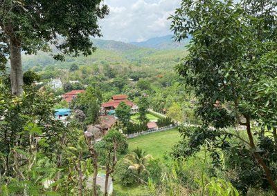 Grüne Aussicht Samoeng Loop
