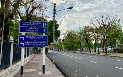 Gefühlt die einzigen Touristen – 1. Mai in Chiang Mai