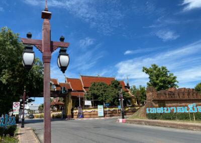 Eingang zur Altstadt