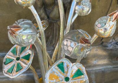 Lotus Tempelschmuck