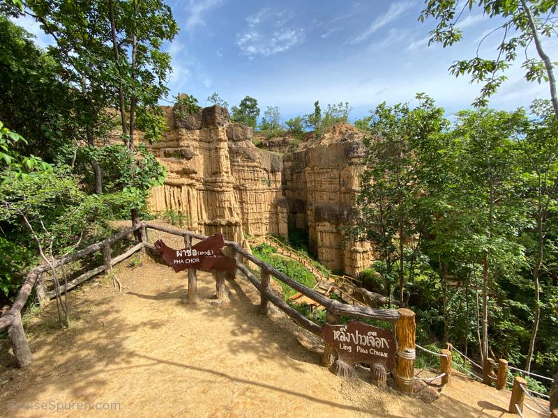 Pha Chor – Mae Wang National Park